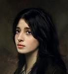 Pieck FInger Realistic Portrait