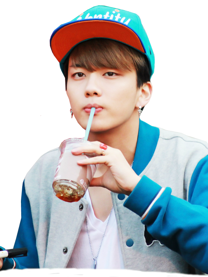 [PNG/Render] B.A.P's Youngjae #19 by Yoo-riah on DeviantArt