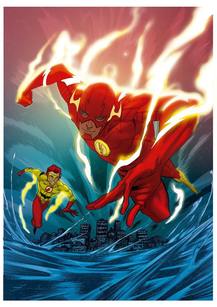 Flash by eltondias