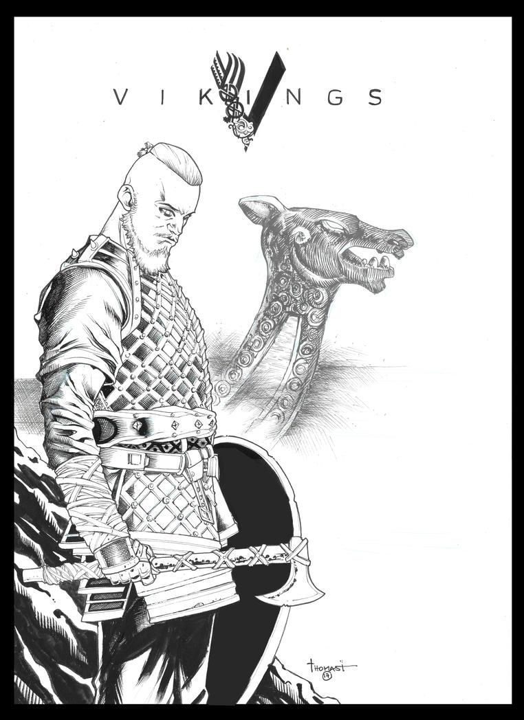 Vikings EltonThomasi by eltondias