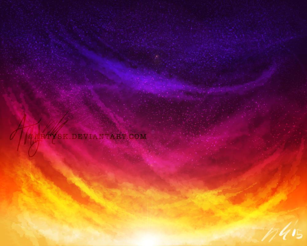 Sunset by ARTYSK