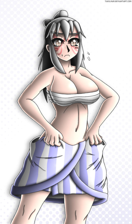 SF Lady: E.Honda by Takilmar