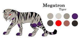 Megatron tiger
