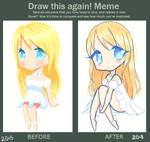 Angela - Draw it again