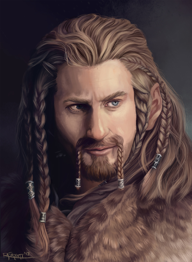 Fili- Heir of Durin by RachelleFryatt