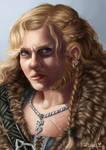 Tarin Portrait