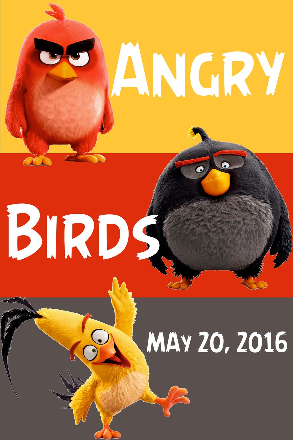 Angry Birds Film Kritik