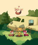 A Tail of: Cover (Created by Atrox)
