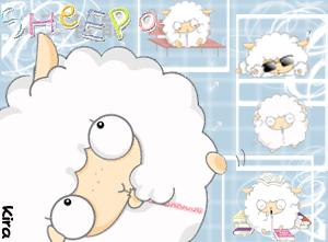 Sheepo by KiraRei