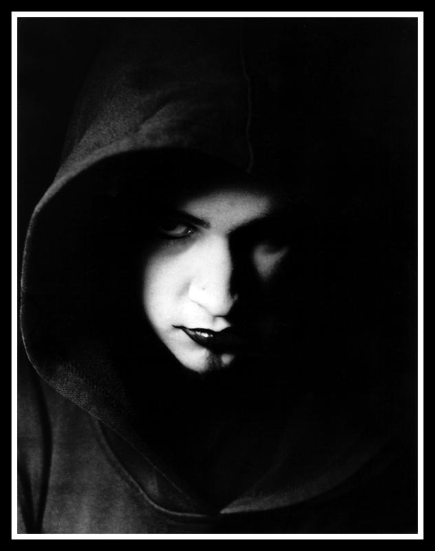 Hooded Figure by apertureadjust on DeviantArt