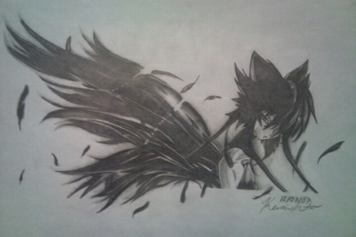 Fallen angel by boss artwork on deviantart fallen angel by boss artwork thecheapjerseys Choice Image