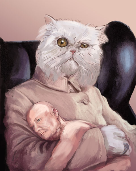 Blofeld - Secret Agent by poisonmilow