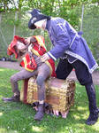 Rincewind and Theoderich 04