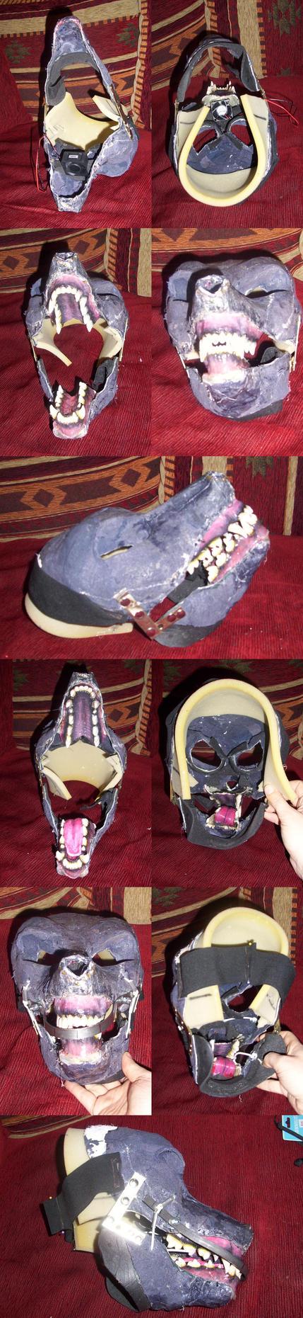 Wolf-Mask - Walkthrough 04.2 by poisonmilow