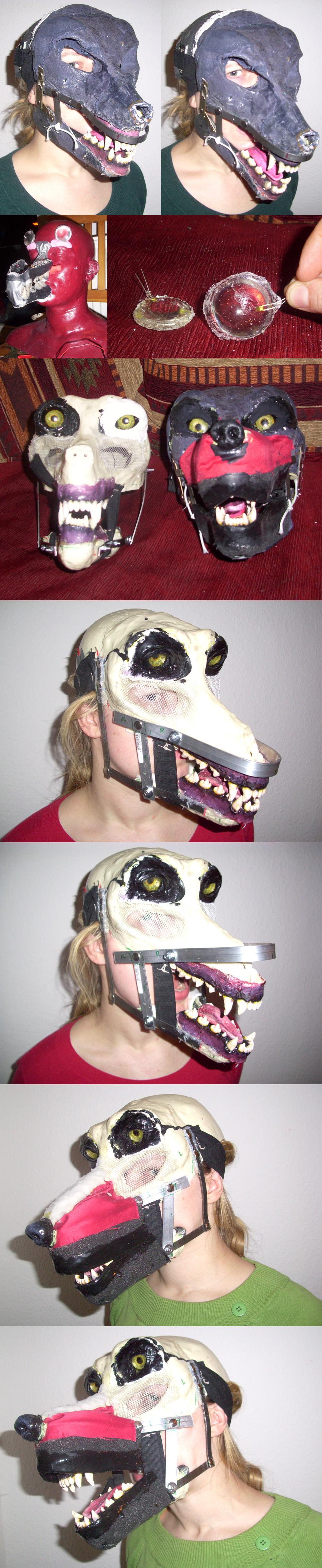 Wolf-Mask - Walkthrough 05 by poisonmilow