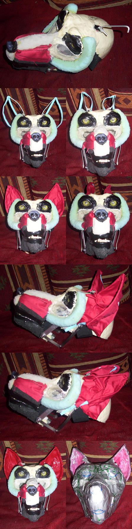 Wolf-Mask - Walkthrough 06 by poisonmilow
