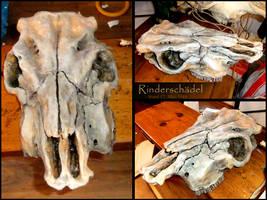 Cattleskull 02 by poisonmilow