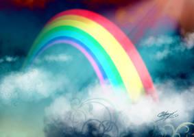 Rainbow present 2013
