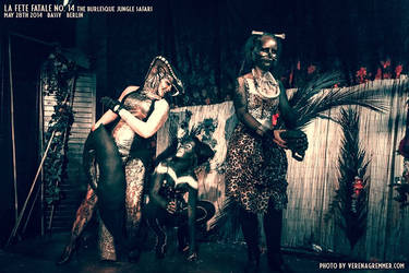La Fete Fatale No. 14 - Burlesque Jungle Safari