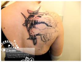 Tattoo - work in progress