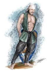 Character PinUp Lothar