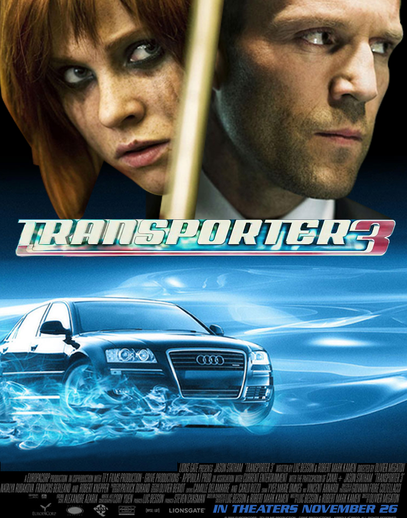 transporter 3 custom poster by djthedj on deviantart. Black Bedroom Furniture Sets. Home Design Ideas