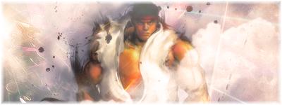 Signature - Ryu by darkcloudj