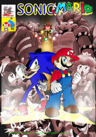 Sonic and Mario- Issue 1 by AnTyep