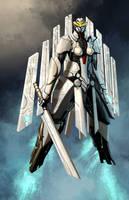 The Queen of Swords