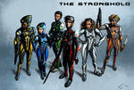 The Stronghold Team