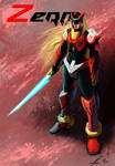 Megaman X- Zero
