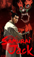 Samurai Jack starring Toshiro Mifune by Lalilulelo2003