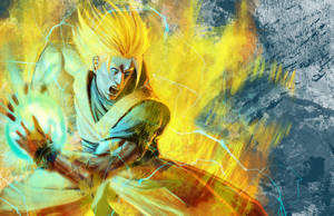 Goku by Lalilulelo2003