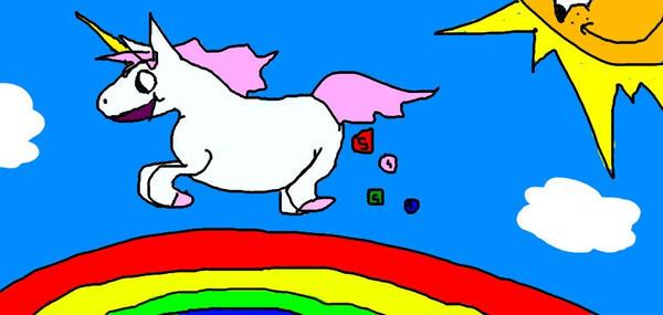i poop skittles by luna212 on deviantart