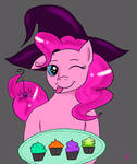 Witch Pinkie by MoneBolton