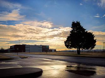 Morning Looking East #0150 1/4/19 by KeithPurtell