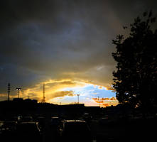 Sunset 10/19/2019