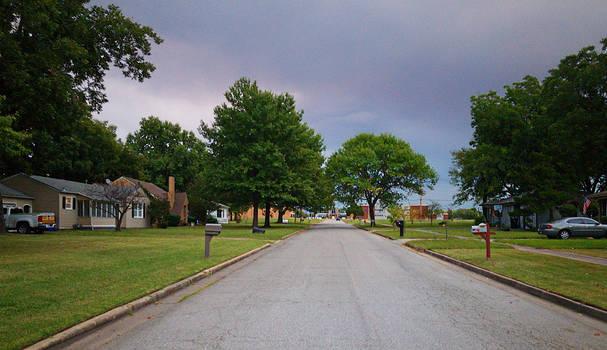 Quiet road east