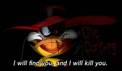 I will kill you. by KimmyArtMLP