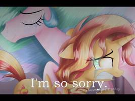 I'm So Sorry by KimmyArtMLP