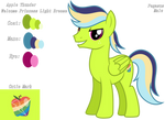Apple Thunder (Color Guide)