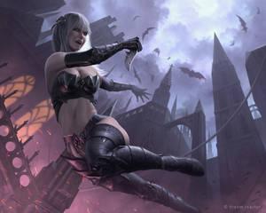 Legendary Vampire Assassin
