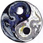 Yin-Yang Dragons
