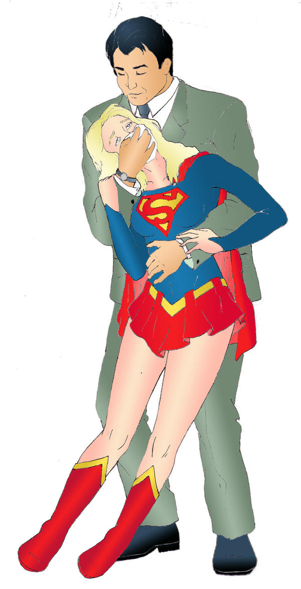 SUPERGIRL CHLOROFORMED by axelpablo