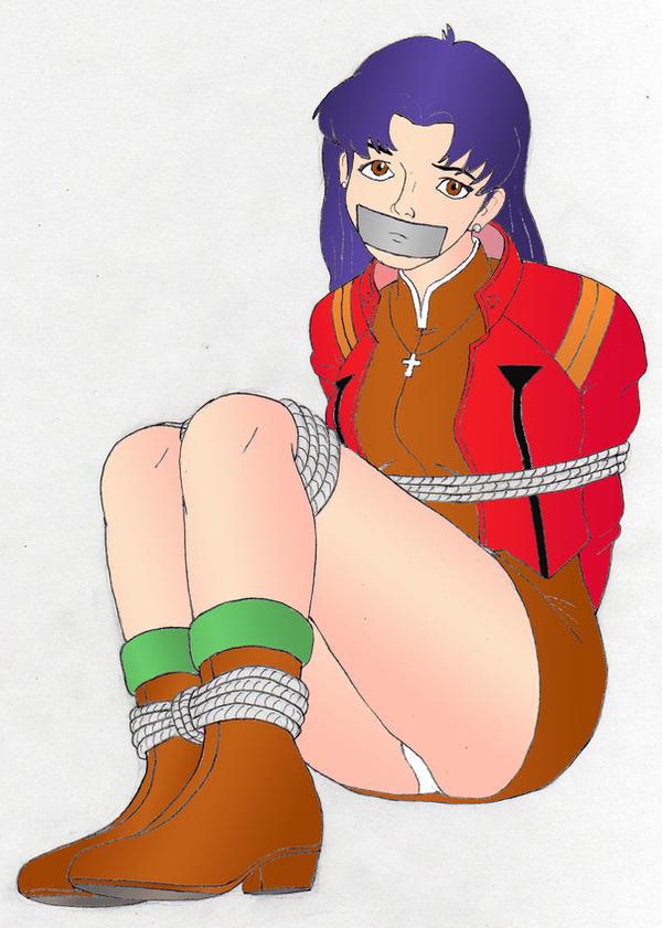 Misato Katsuragi