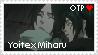 YoitexMiharu Stamp by keigylf