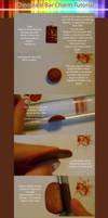 Chocolate Bar Charm Tutorial