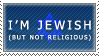 Cultural Jew Stamp by keigylf