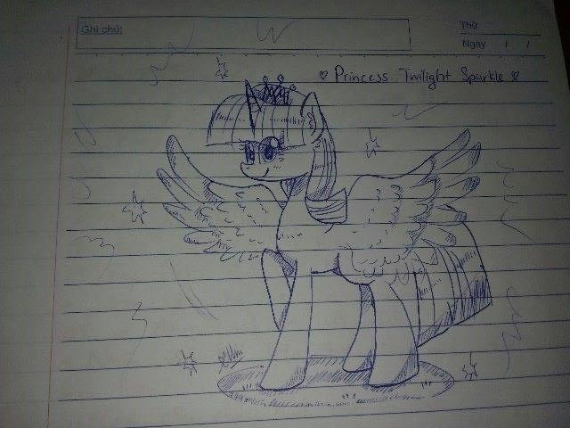Princess Twilight Sparkle by StarDarkMLP