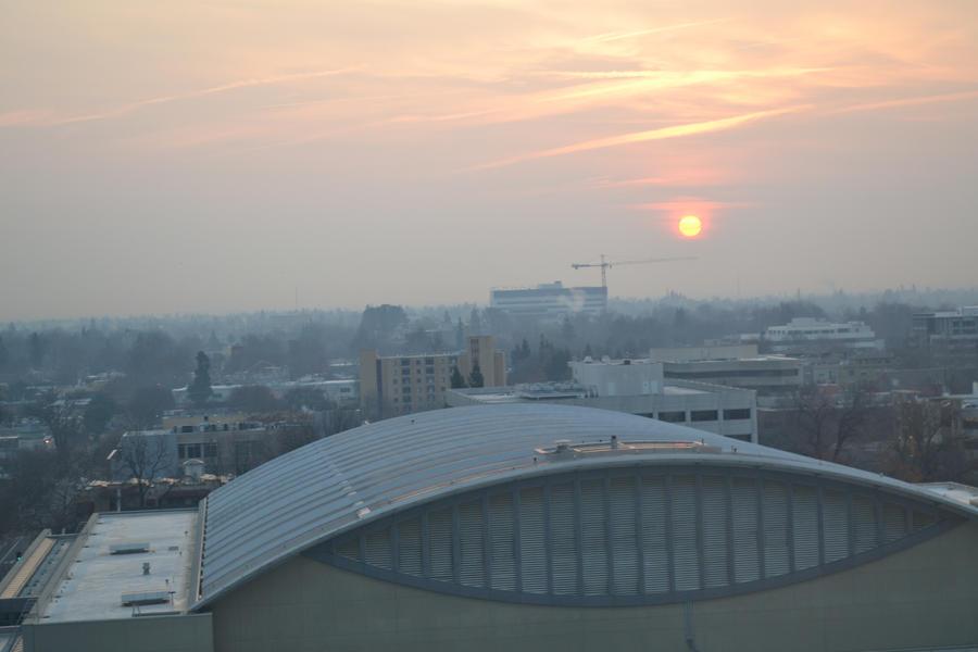 View from the window by ArthurJones93